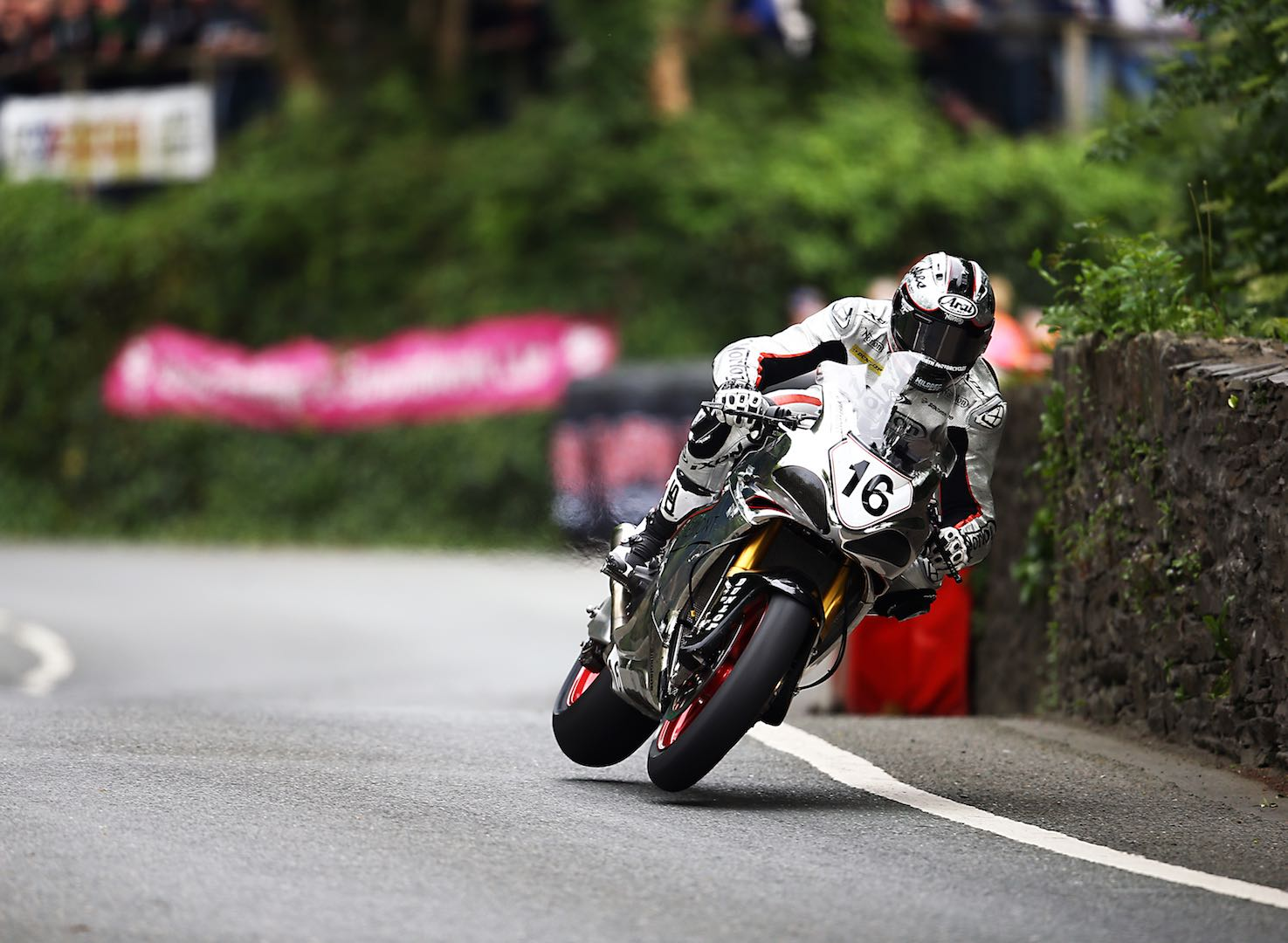 Josh Brookes Returns to Isle of Man TT with Norton for 2018