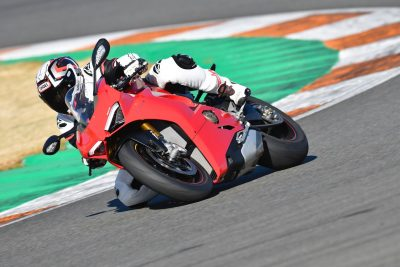 Ducati Panigale V4 review