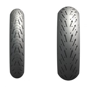 Michelin Road 5 Sport-Touring Tires for Motorcycles front profile
