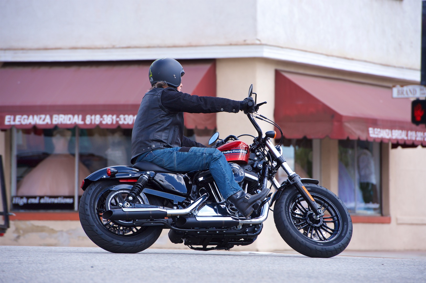 2018 Harley-Davidson Forty-Eight Special Review