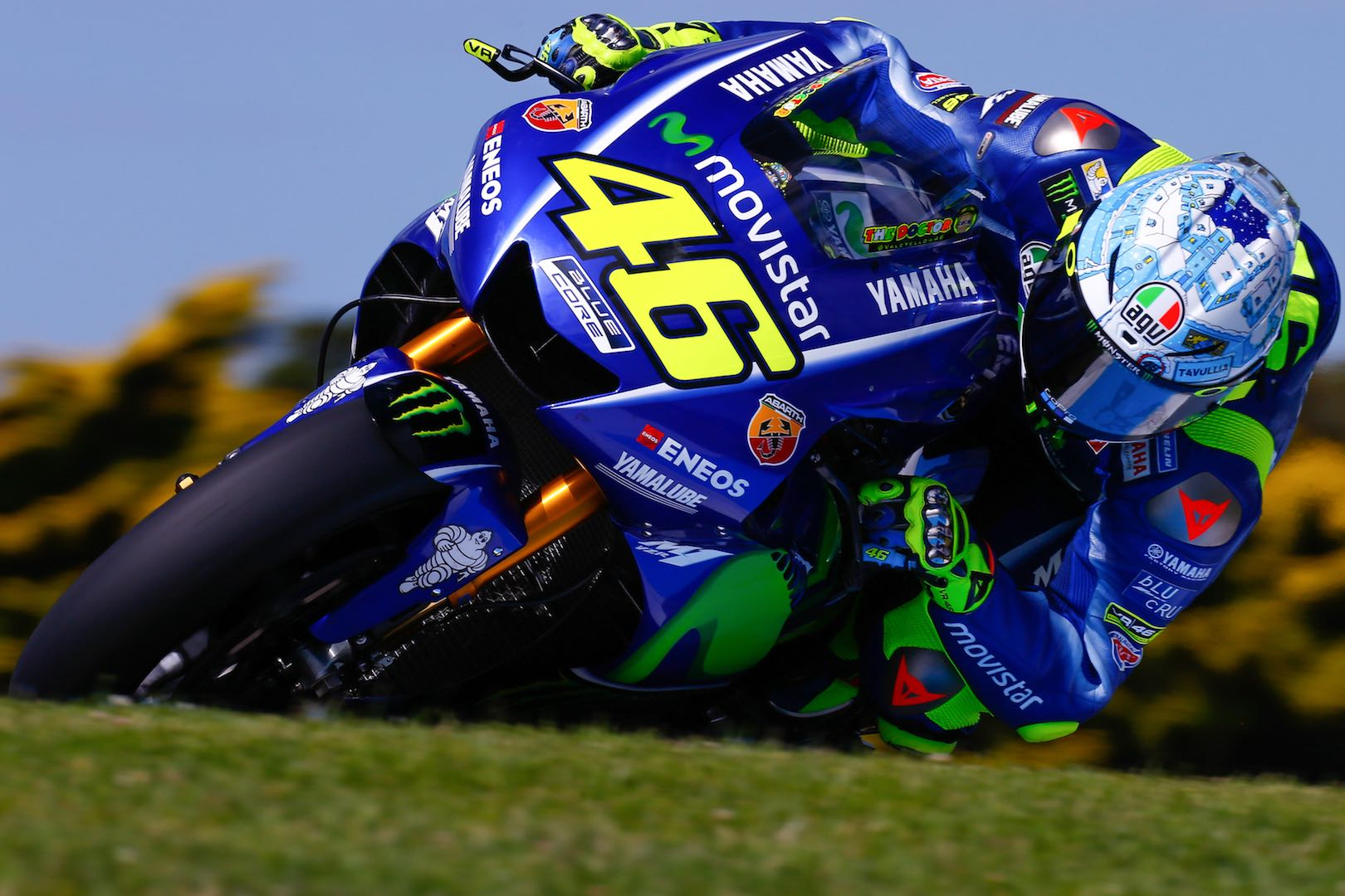 2018 MotoGP Preview Valentino Rossi