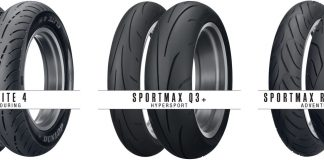Dunlop: New Sizes Across Sportmax & Elite 4 Motorcycle Tires