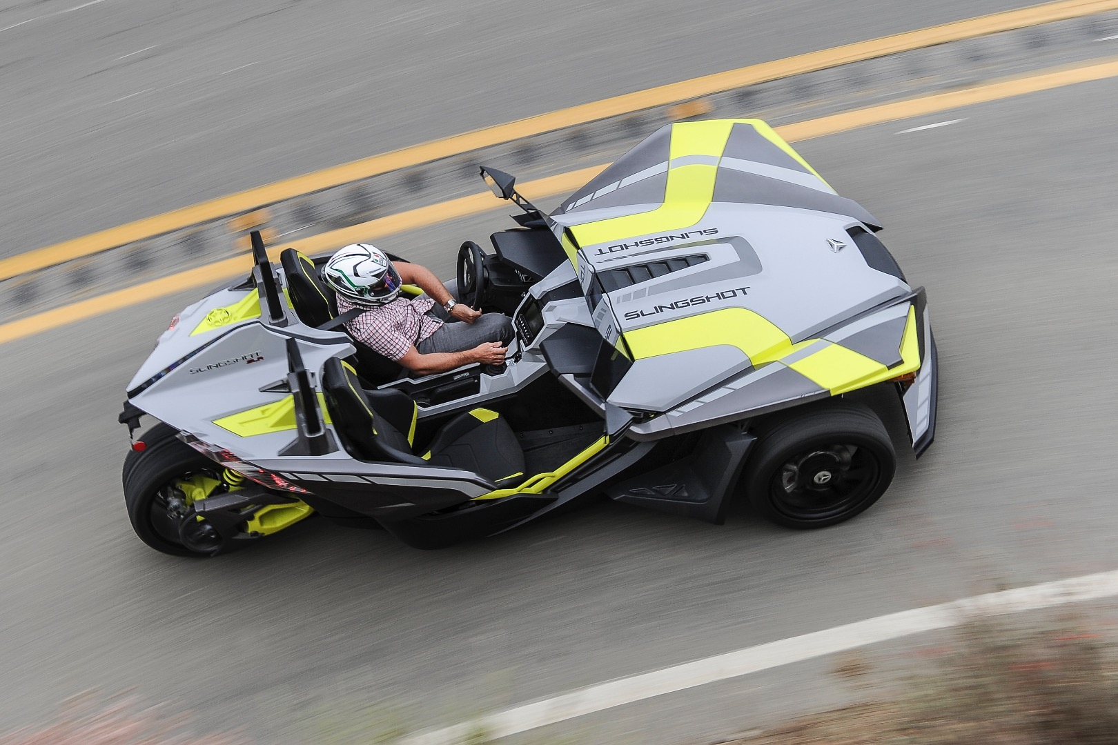 2015-2018 Polaris Slingshot Recall Due to Seat Problems