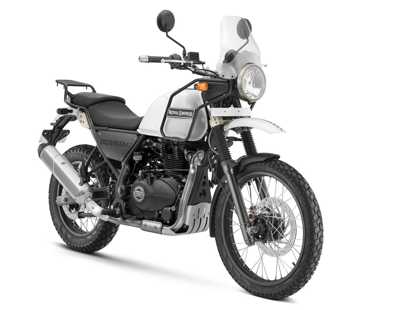 2018 royal enfield himalayan first look adv touring. Black Bedroom Furniture Sets. Home Design Ideas