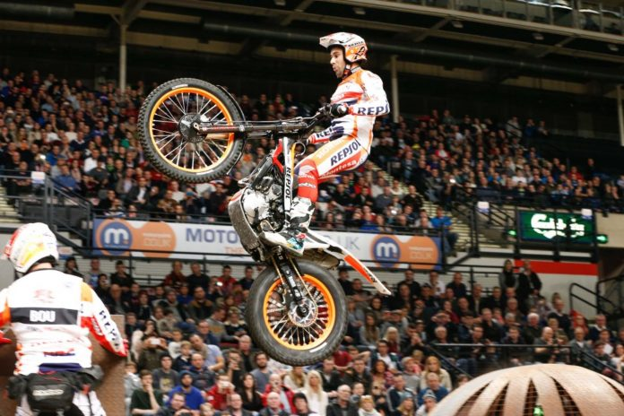 Toni Bou to Miss 2018 X-Trial Season Finale in Budapest