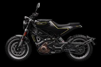 2018 Husqvarna Svartpilen 401 seat height