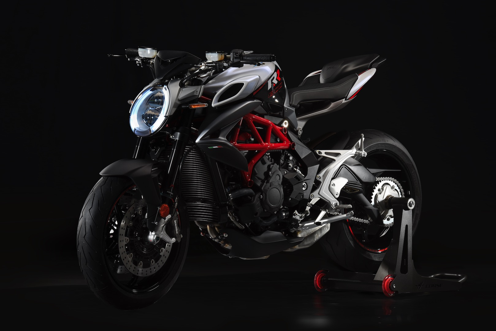2018 Mv Agusta Brutale 800 Rr Test In Italy And Switzerland