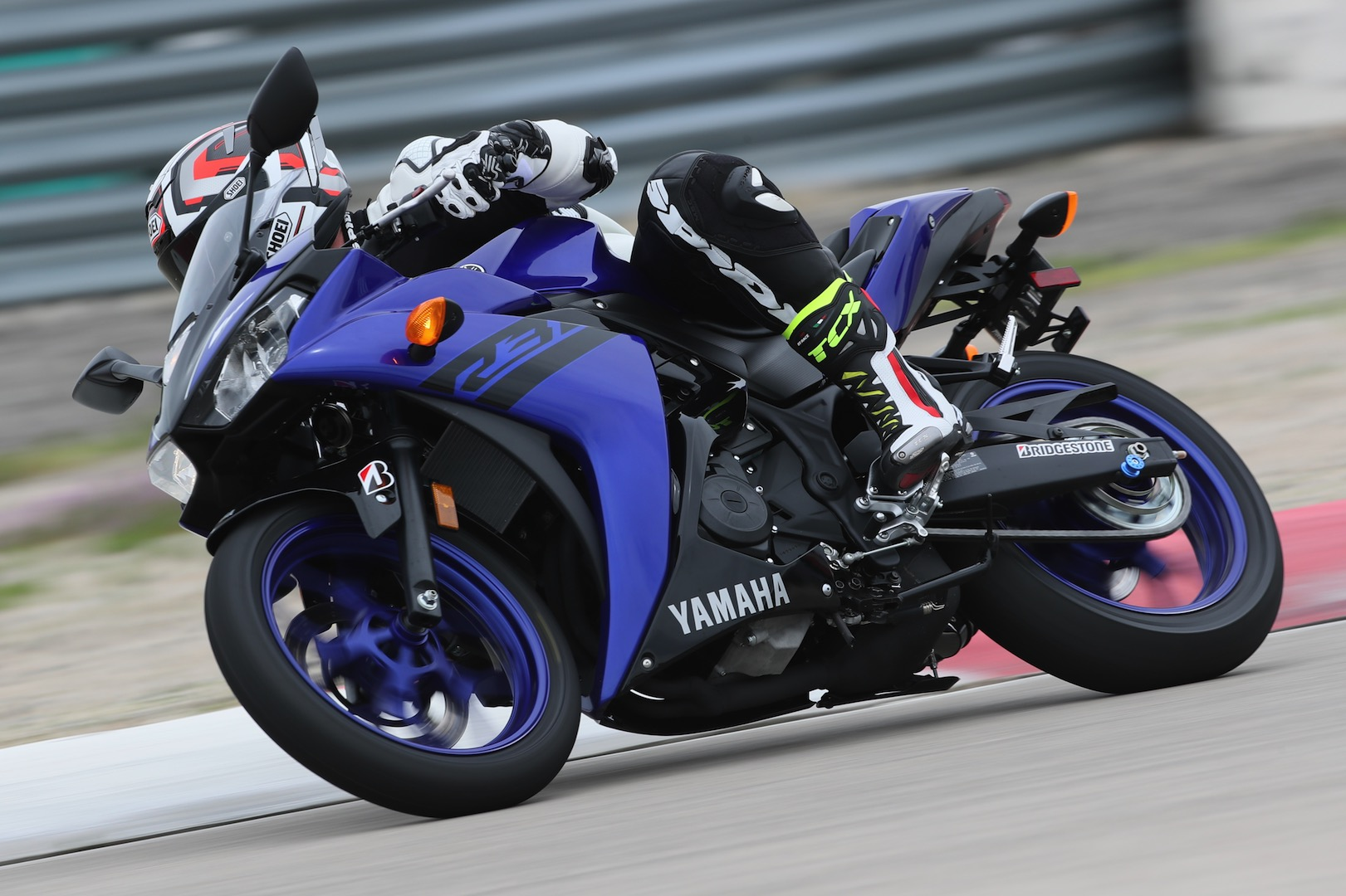 2018 Yamaha YZF-R3 Review