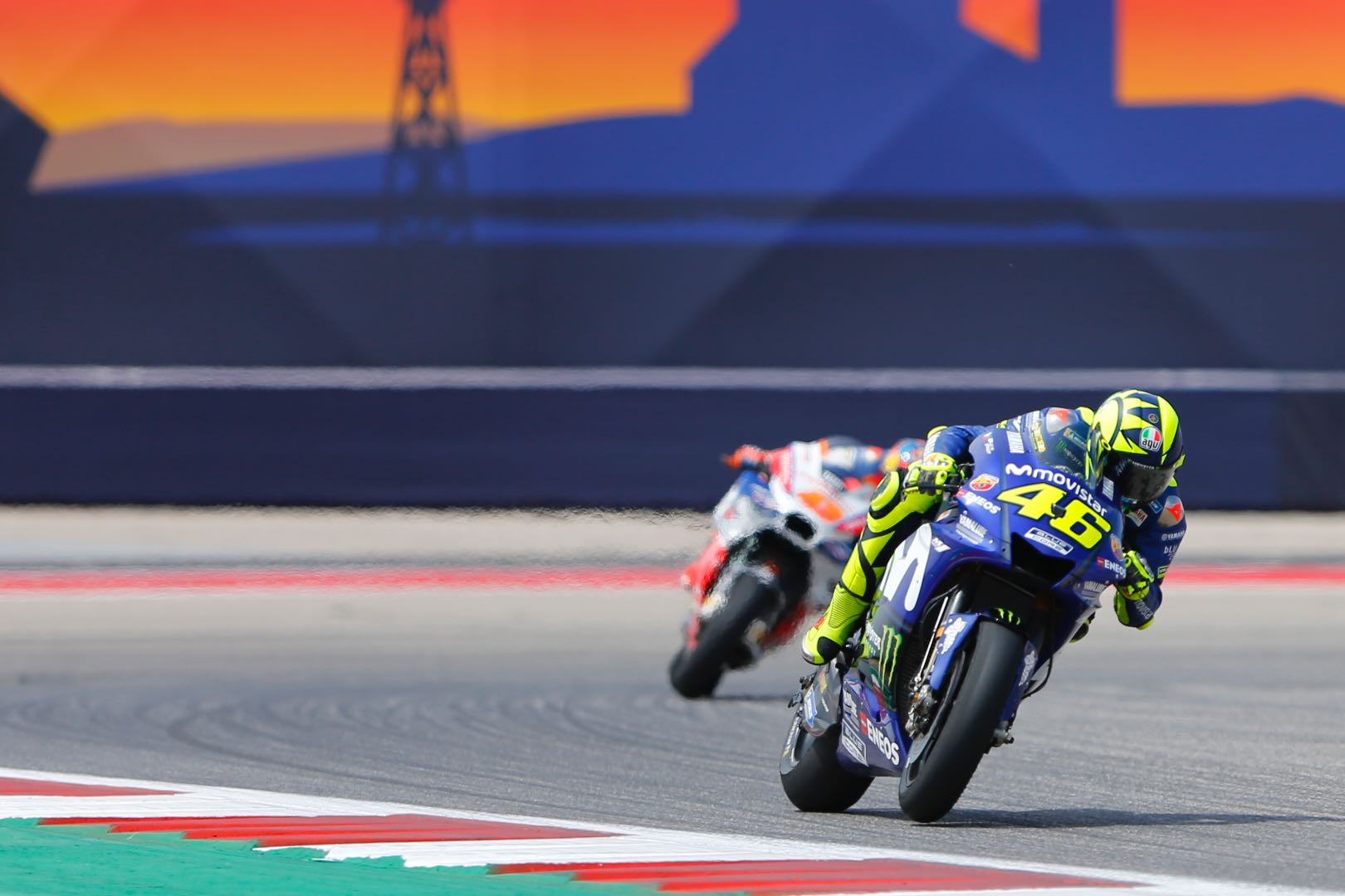 2018 Austin MotoGP Friday Results: Yamaha's Valentino Rossi