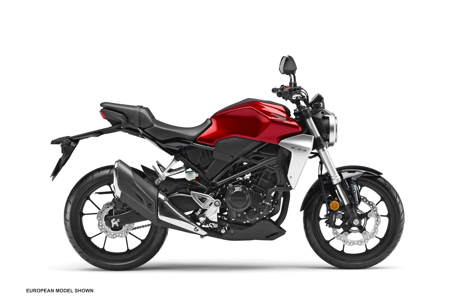 "2018 Honda CB300R ""Neo-Sports Café' First Look"