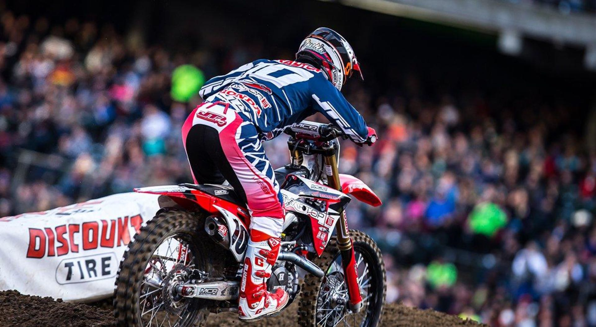 2018 Seattle Supercross Preview Honda Justin Brayton