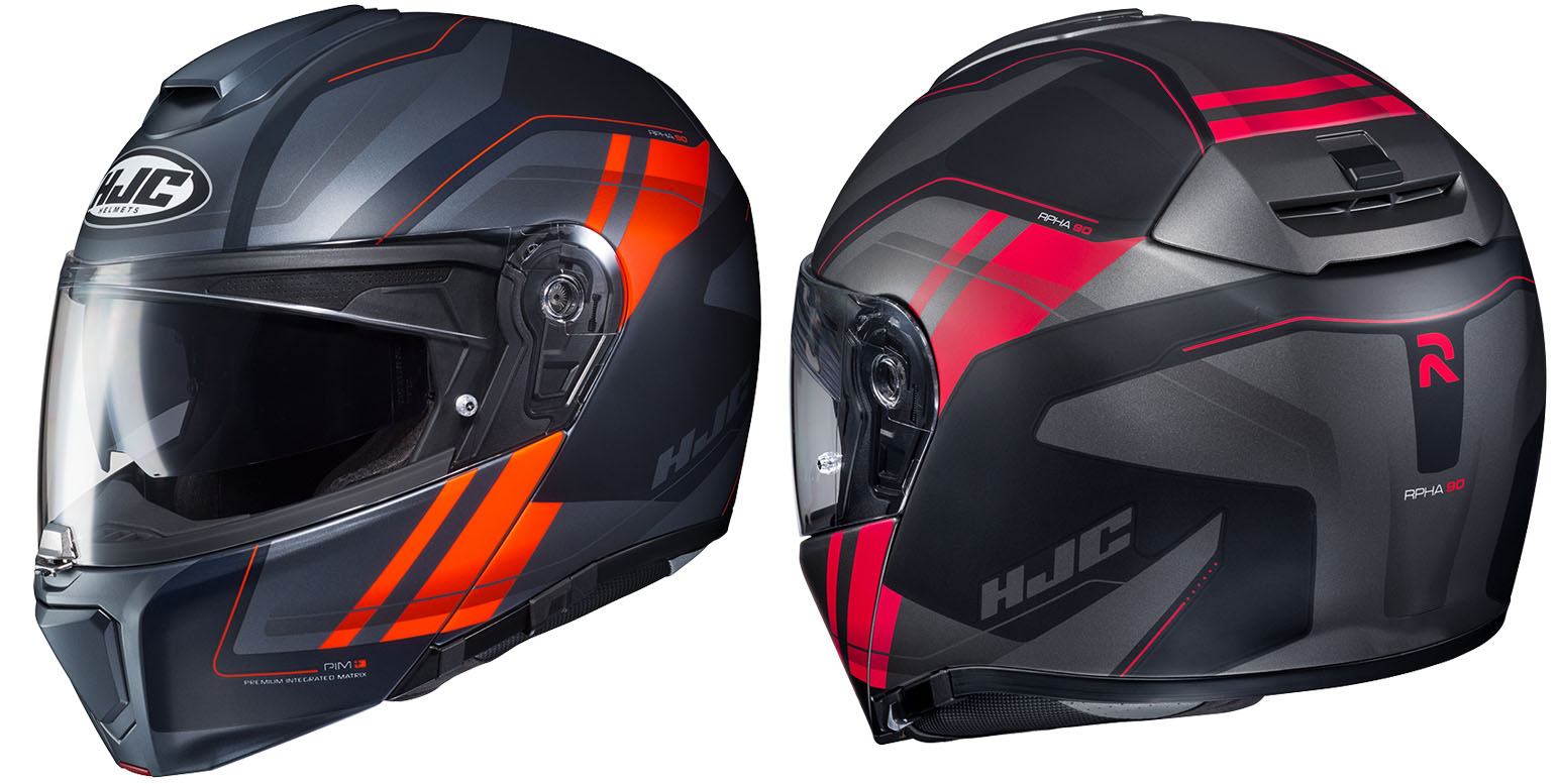 hjc rpha 90 review versatile modular motorcycle helmet. Black Bedroom Furniture Sets. Home Design Ideas