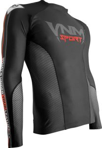 VnM Sport Compression Top black