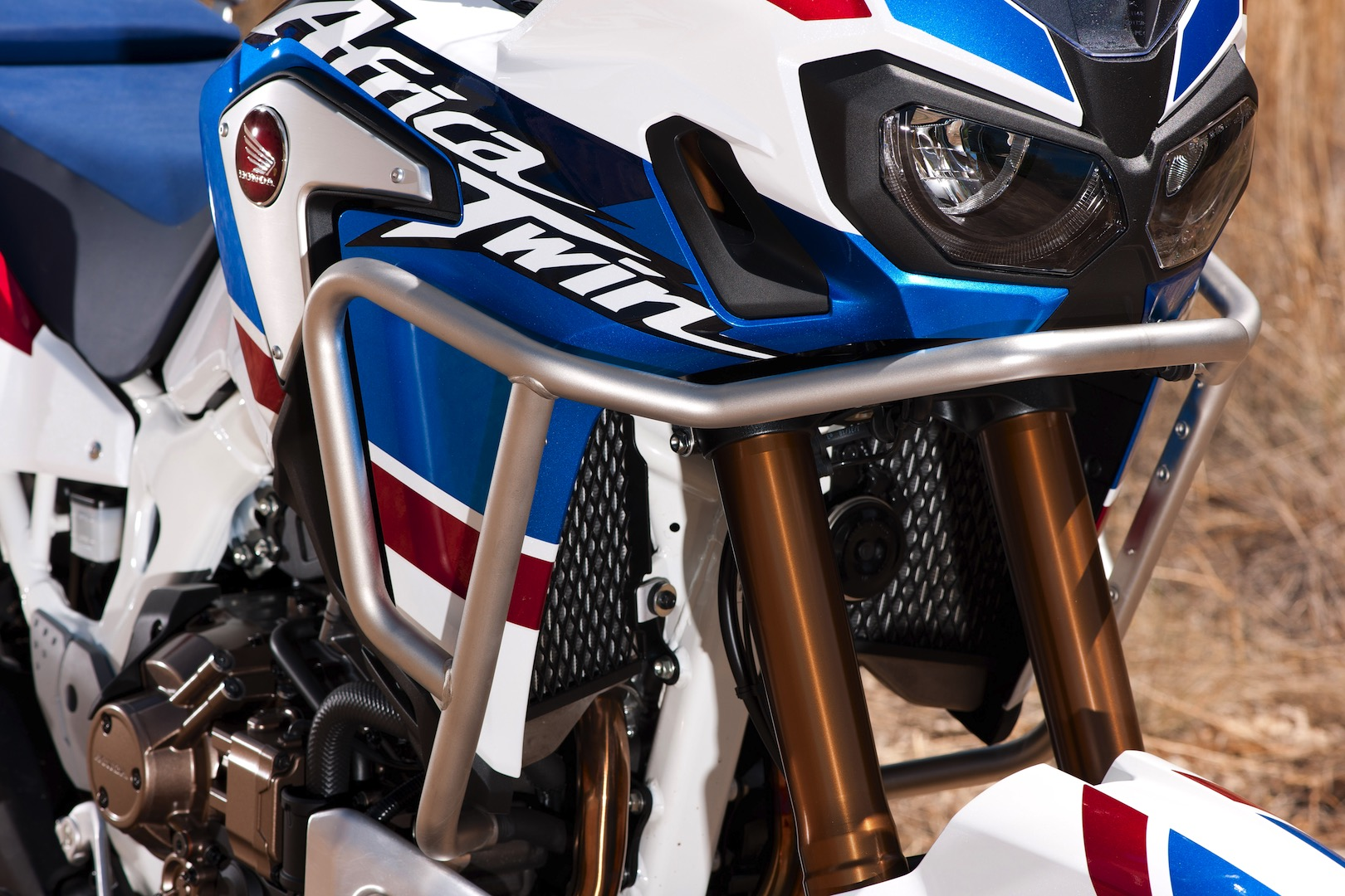 2018 Honda CRF1000L2 Africa Twin Adventure Sports DCT Review