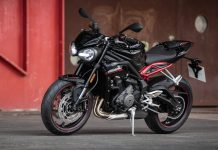 2018 Triumph Speed Triple R