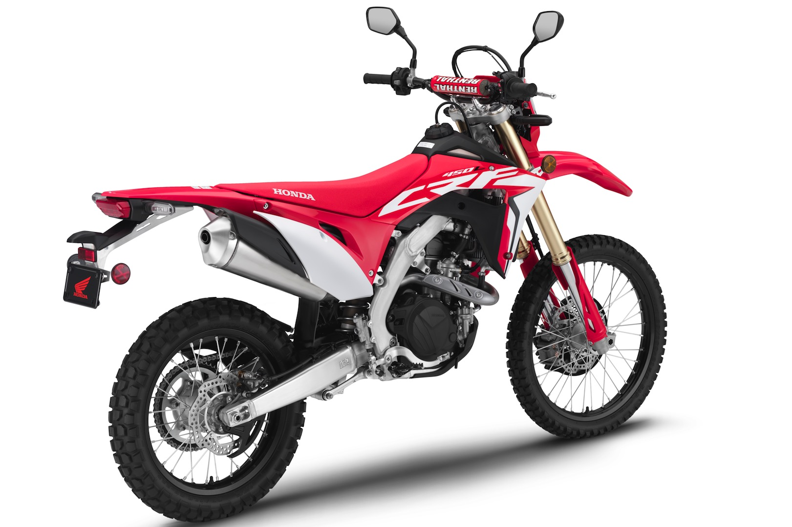 2019 Honda Crf450l First Look 7 Fast Facts And Photos
