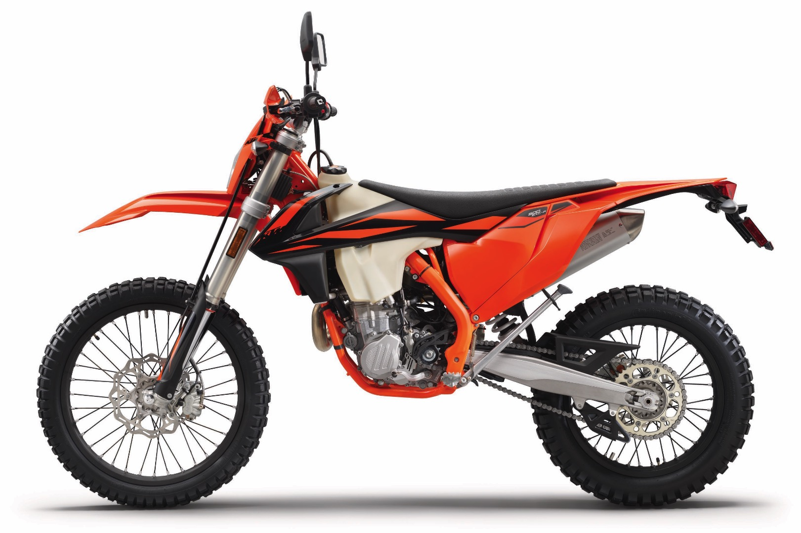 2019 KTM EXC-F Dual Sport Line First Look