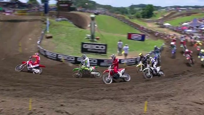 2018 Tennessee Motocross Results and Coverage