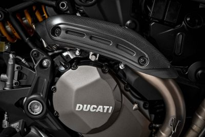 Ducati Monster 1200 25th Anniversario engine