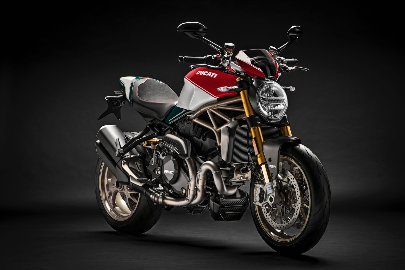 Ducati Monster   Horsepower