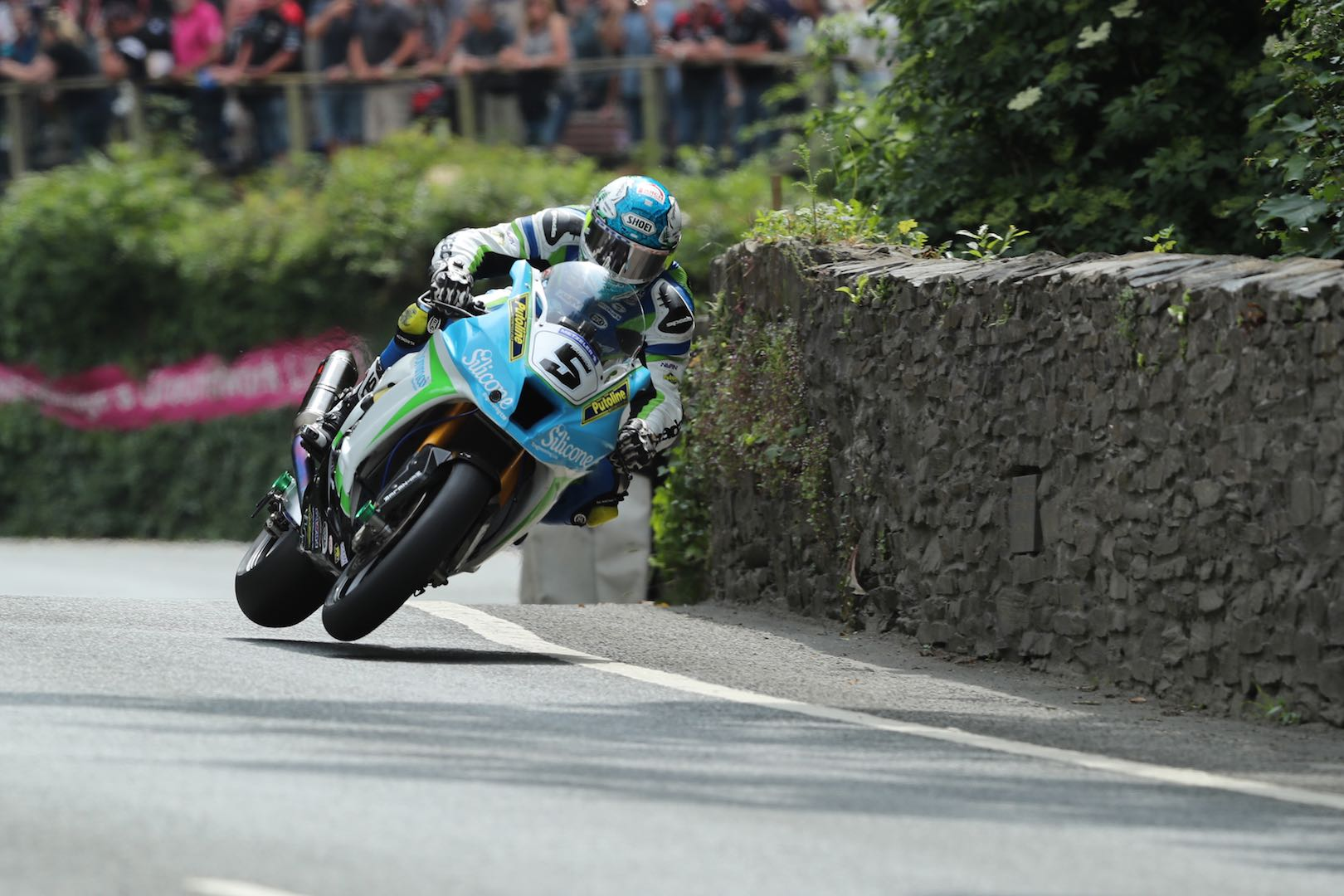 2018 Isle of Man TT Results Kawasaki's Dean Harrison