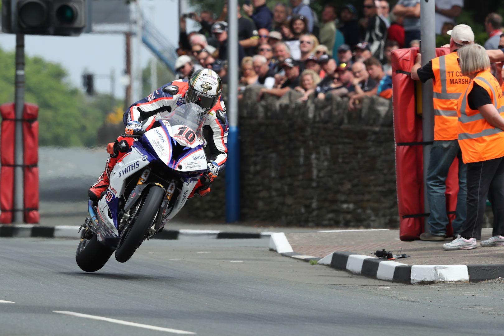 2018 Senior TT Results Peter Hickman BMW S 1000 RR