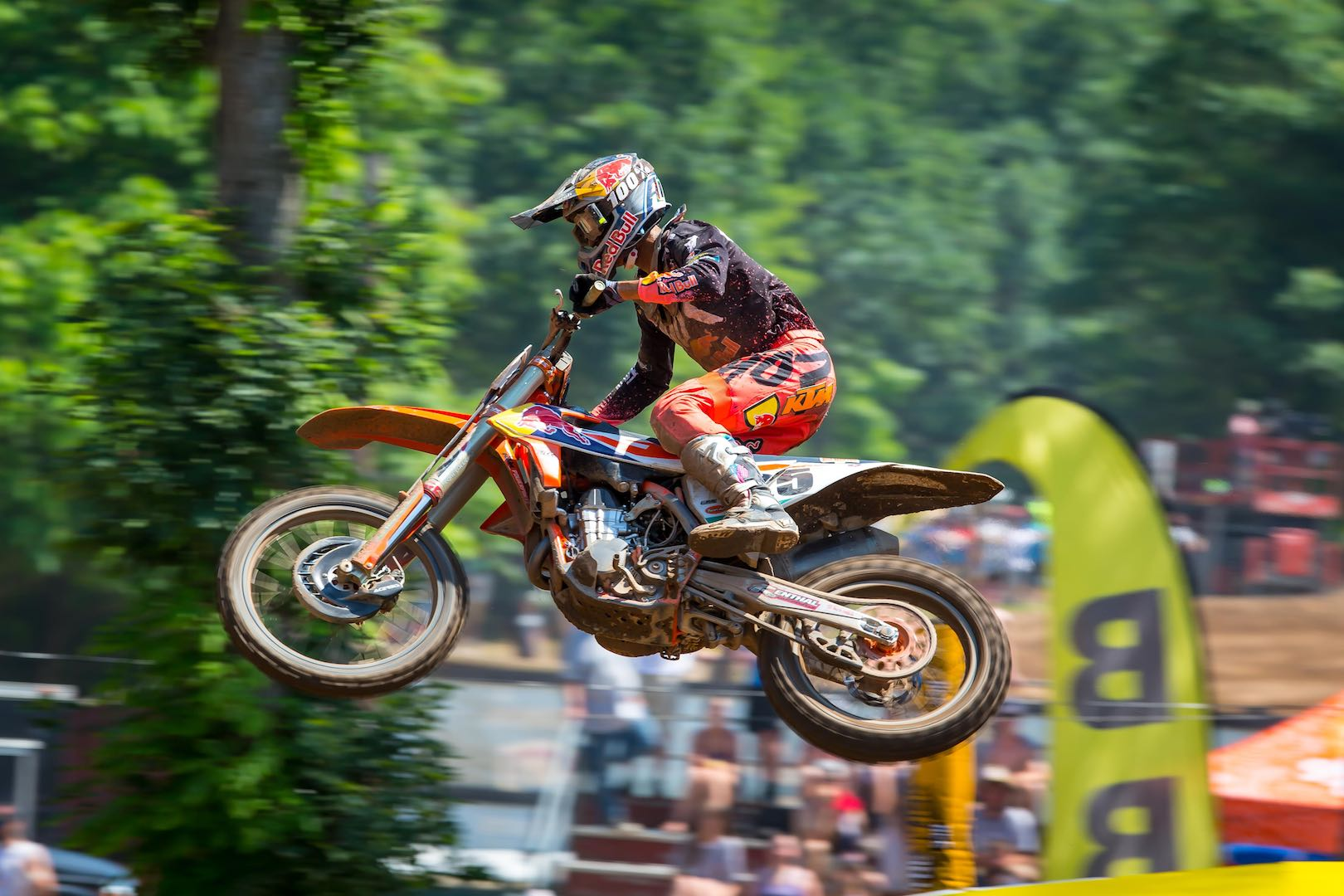 Marvin Musquin KTM Supercross Southwick Results