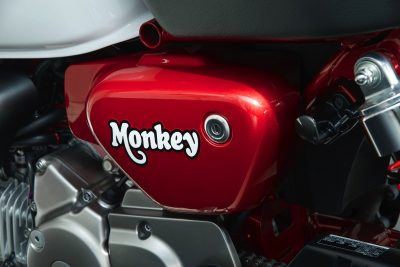 2019 Honda Monkey First Look: Logo