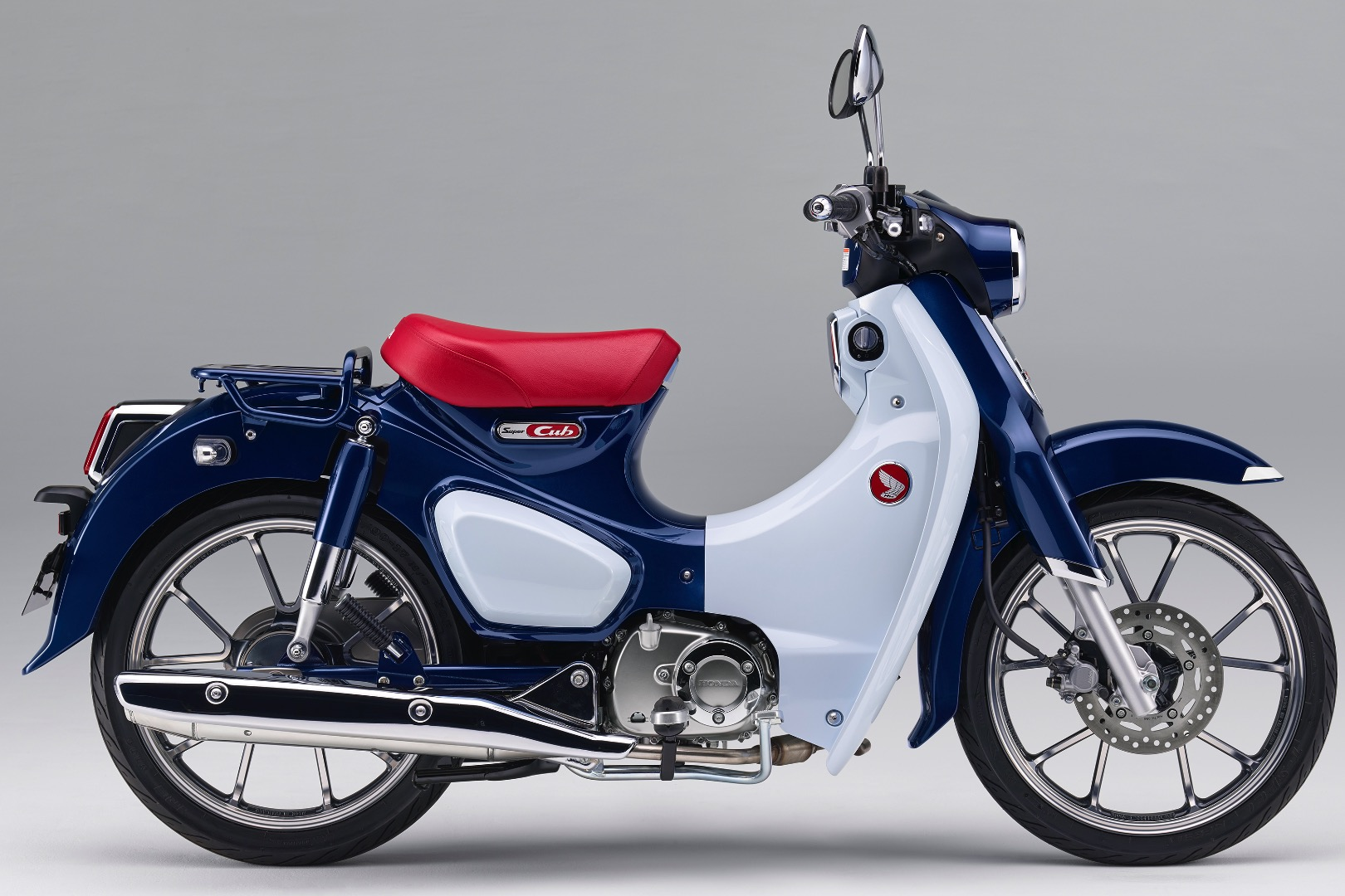 2019 honda super cub c125 abs first look 9 fast facts. Black Bedroom Furniture Sets. Home Design Ideas