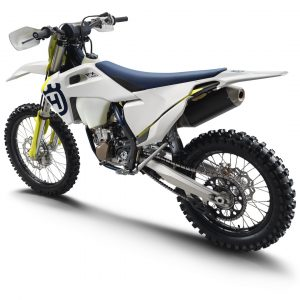 2019 Husqvarna FX 450 left rear