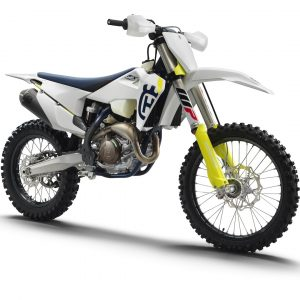 2019 Husqvarna FX 450 right front