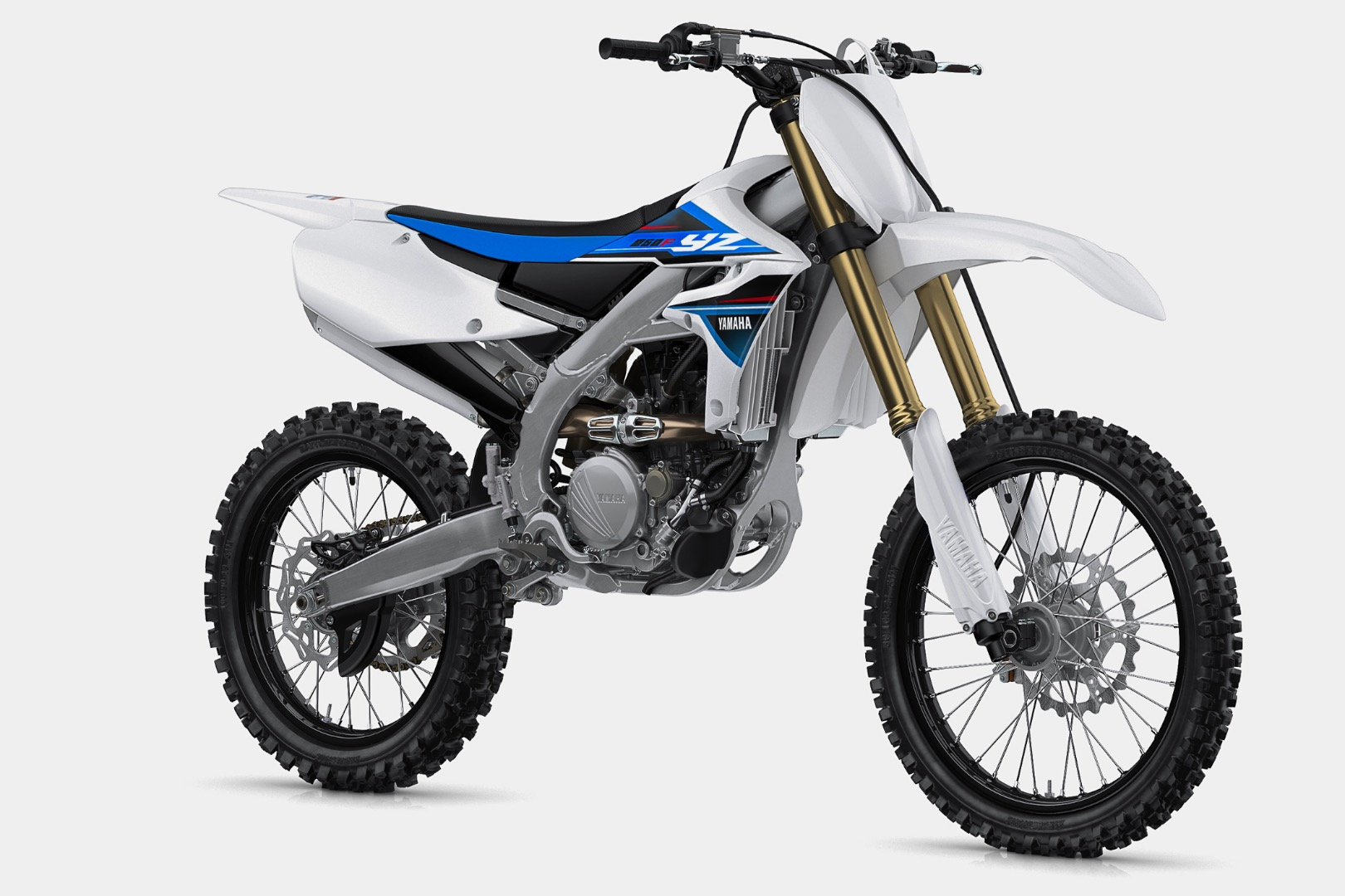 2019 Yamaha YZ250F seat height