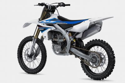 2019 Yamaha YZ250F top speed