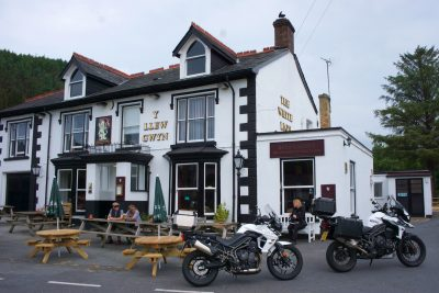 The White Lion, Tal-y-Bont review