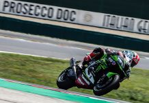 2018 Misano World Superbike Results: Kawasaki Jonthan Rea