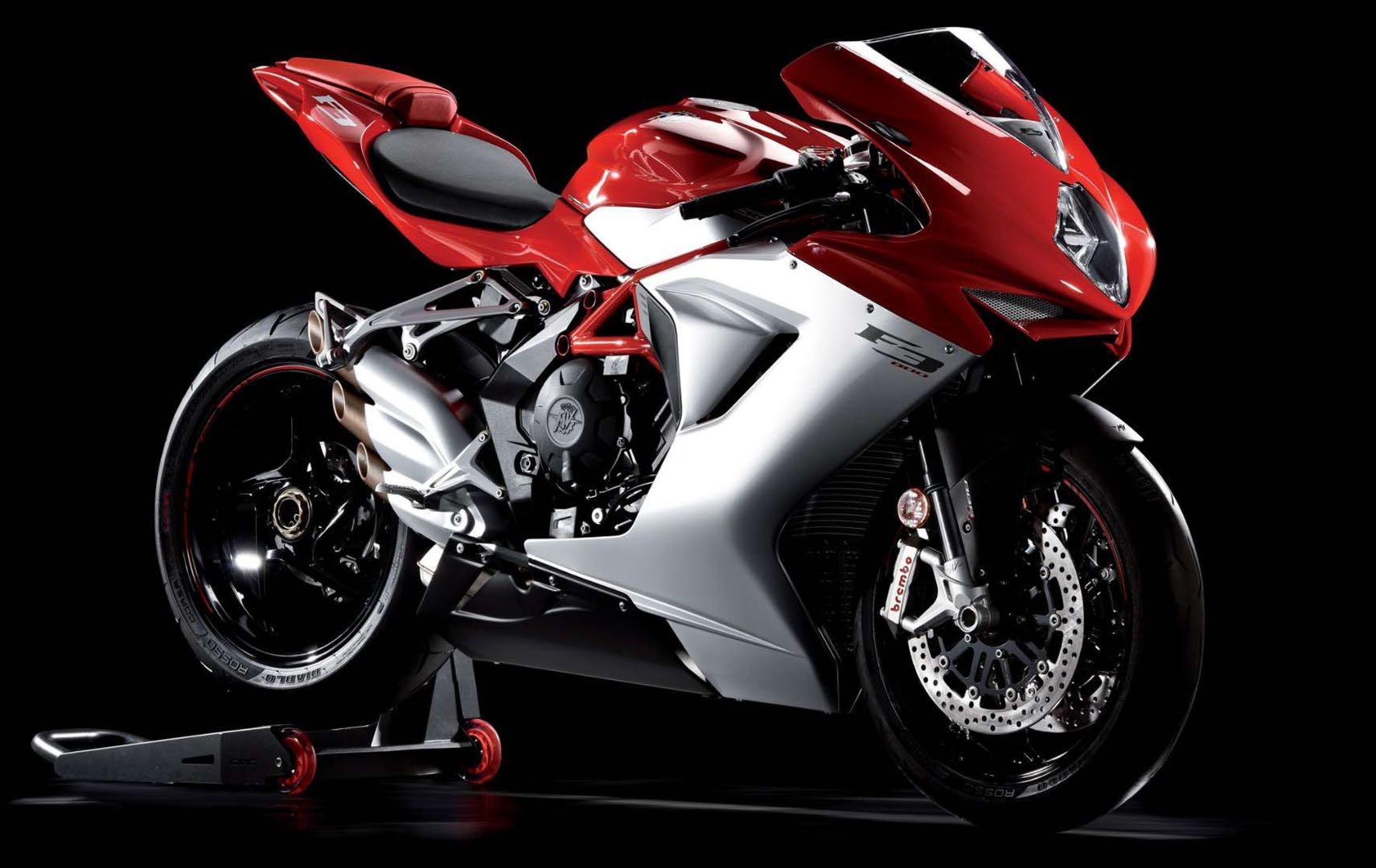 MV Agusta Recalls Brutale, Dragster RC and F3 (Fork Axle Defect)