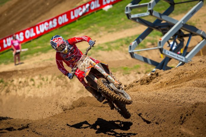 2018 RedBud National Motocross
