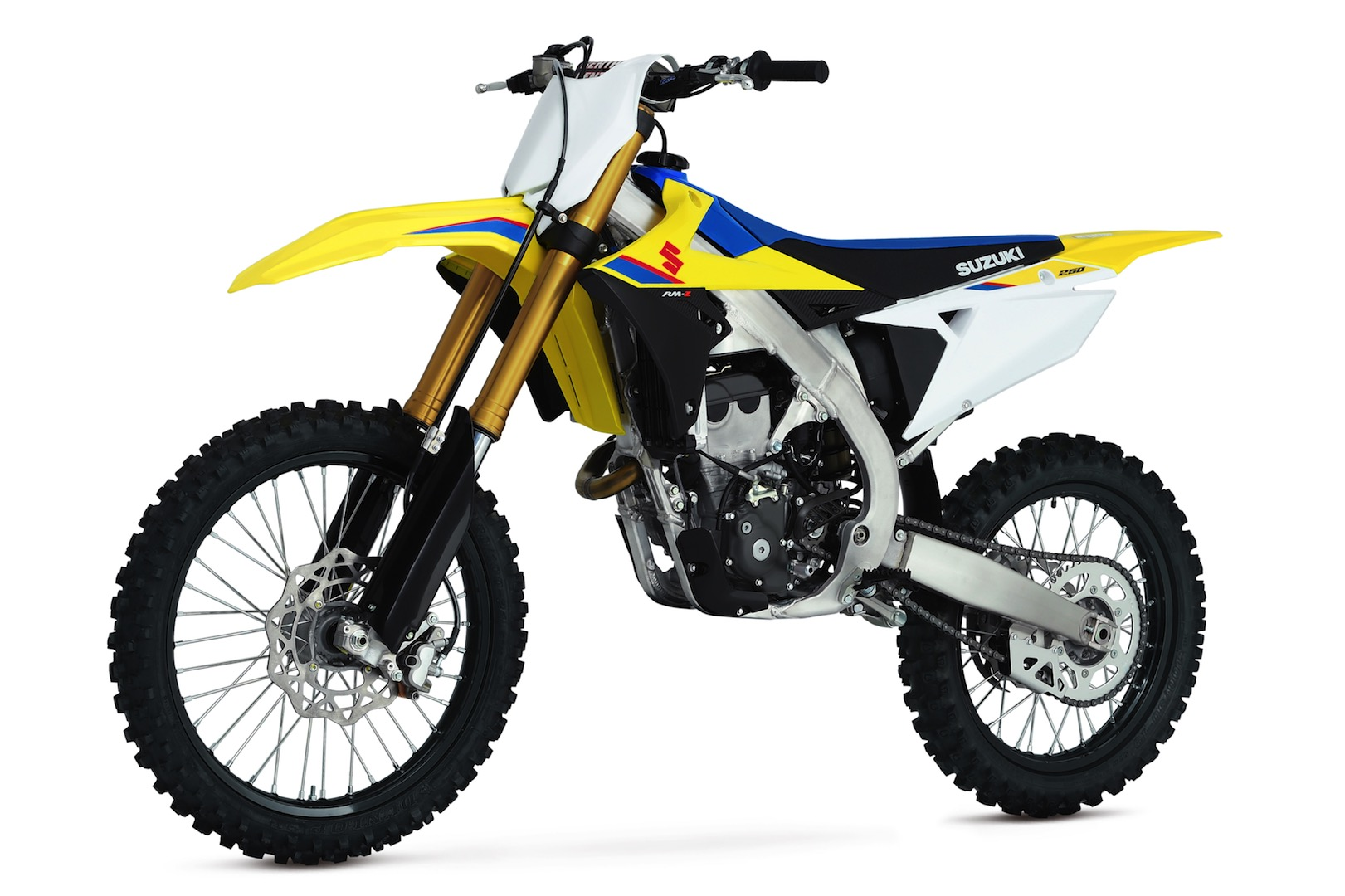 2019 Suzuki RM-Z250 First Look - MX