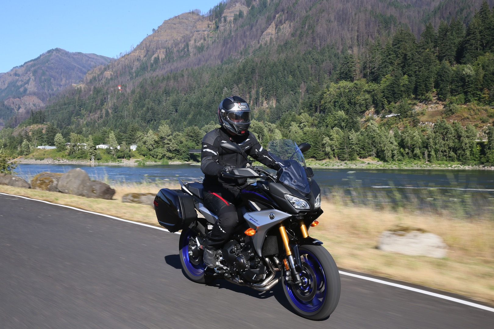 Yamaha Tracer 900 GT First Ride