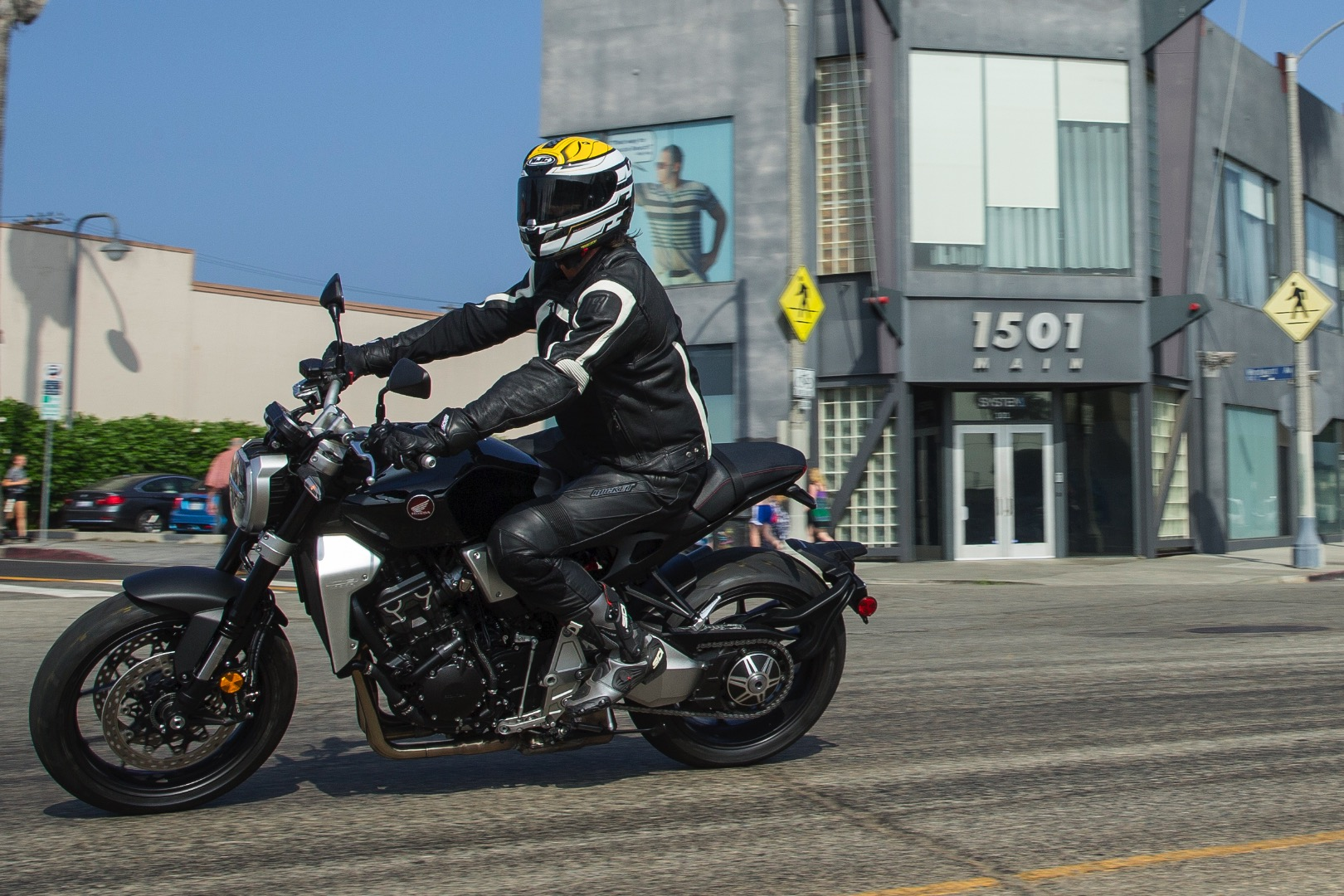 2018 Honda CB1000R Review - Venice Motorcycle