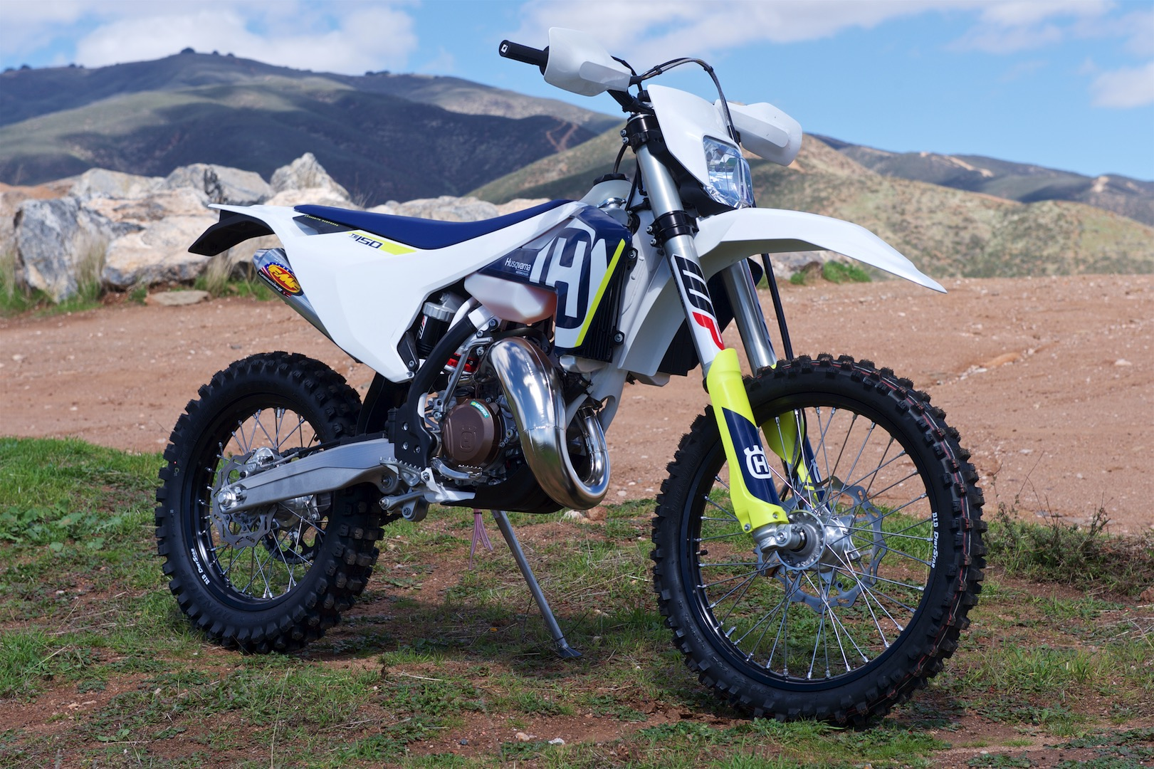 2018 Husqvarna TE 150 Review | Lightweight Fun