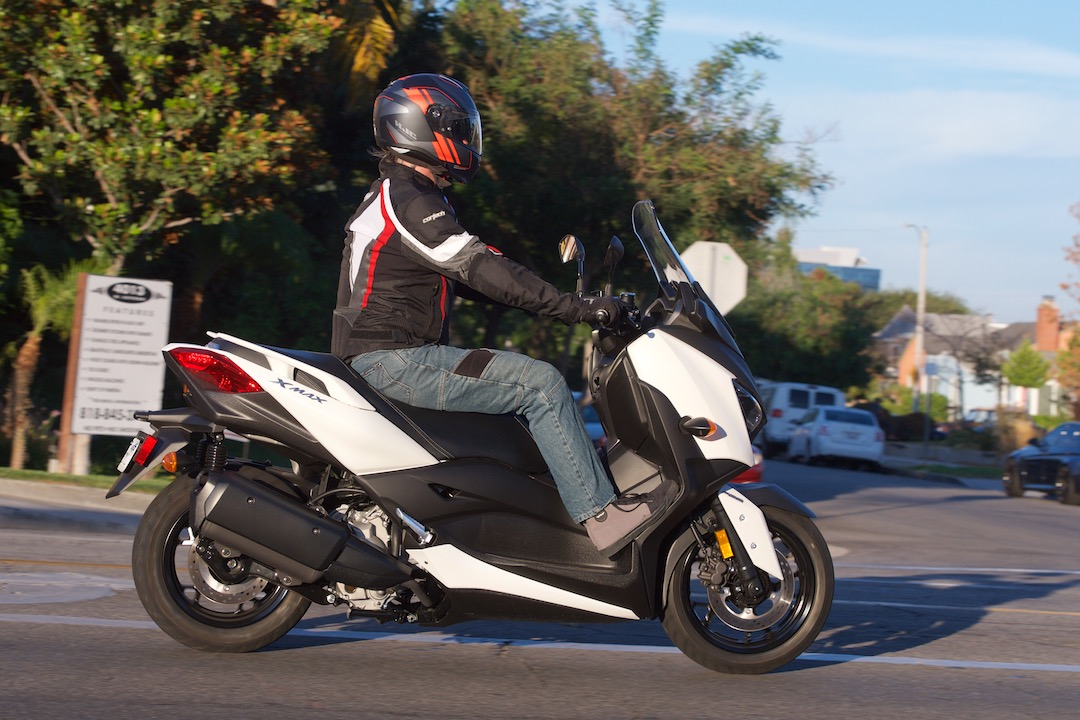 2018 Yamaha XMax Review (17 Fast Facts)