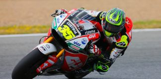 Cal Crutchlow Extends LCR Honda MotoGP Contract Through 2020
