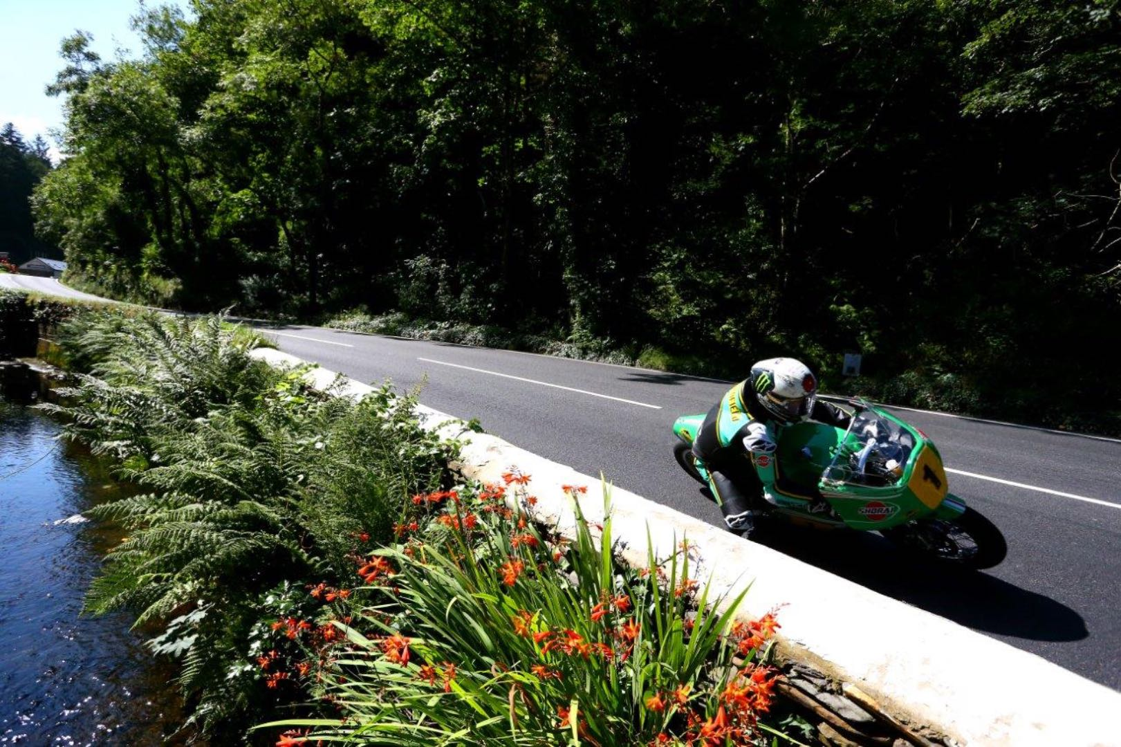 McGuinness Returns to the Mountain with Classic TT Senior Win on Paton