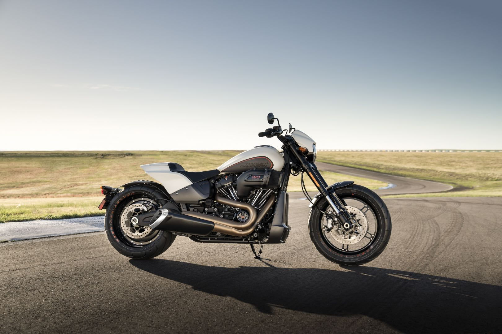 2019 Harley-Davidson FXDR 114 power cruiser