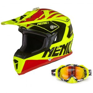 Nenki NK-316 Dirt Bike Helmet DOT Appoved