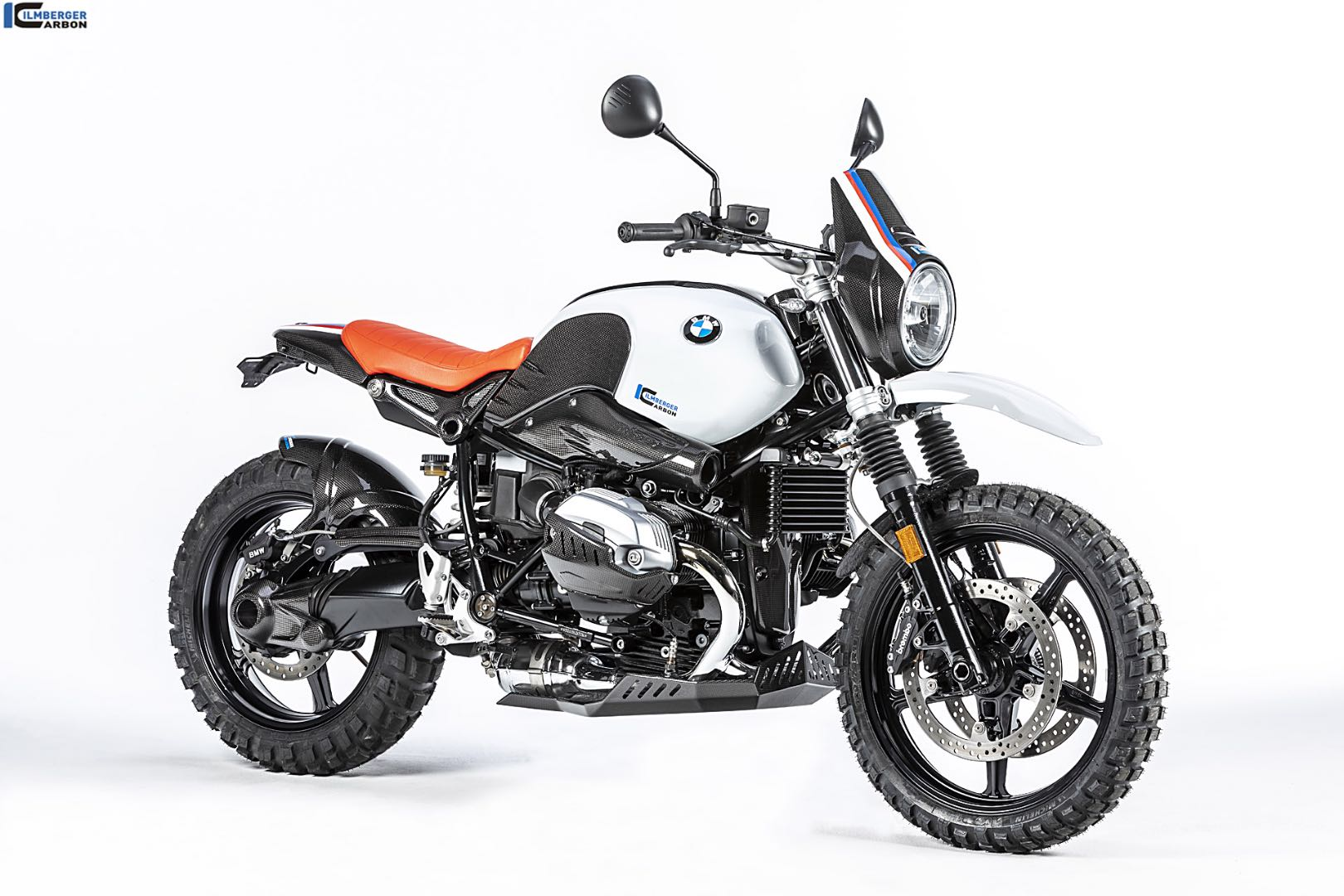 Ilmberger Carbon BMW R nineT Urban GS for sale
