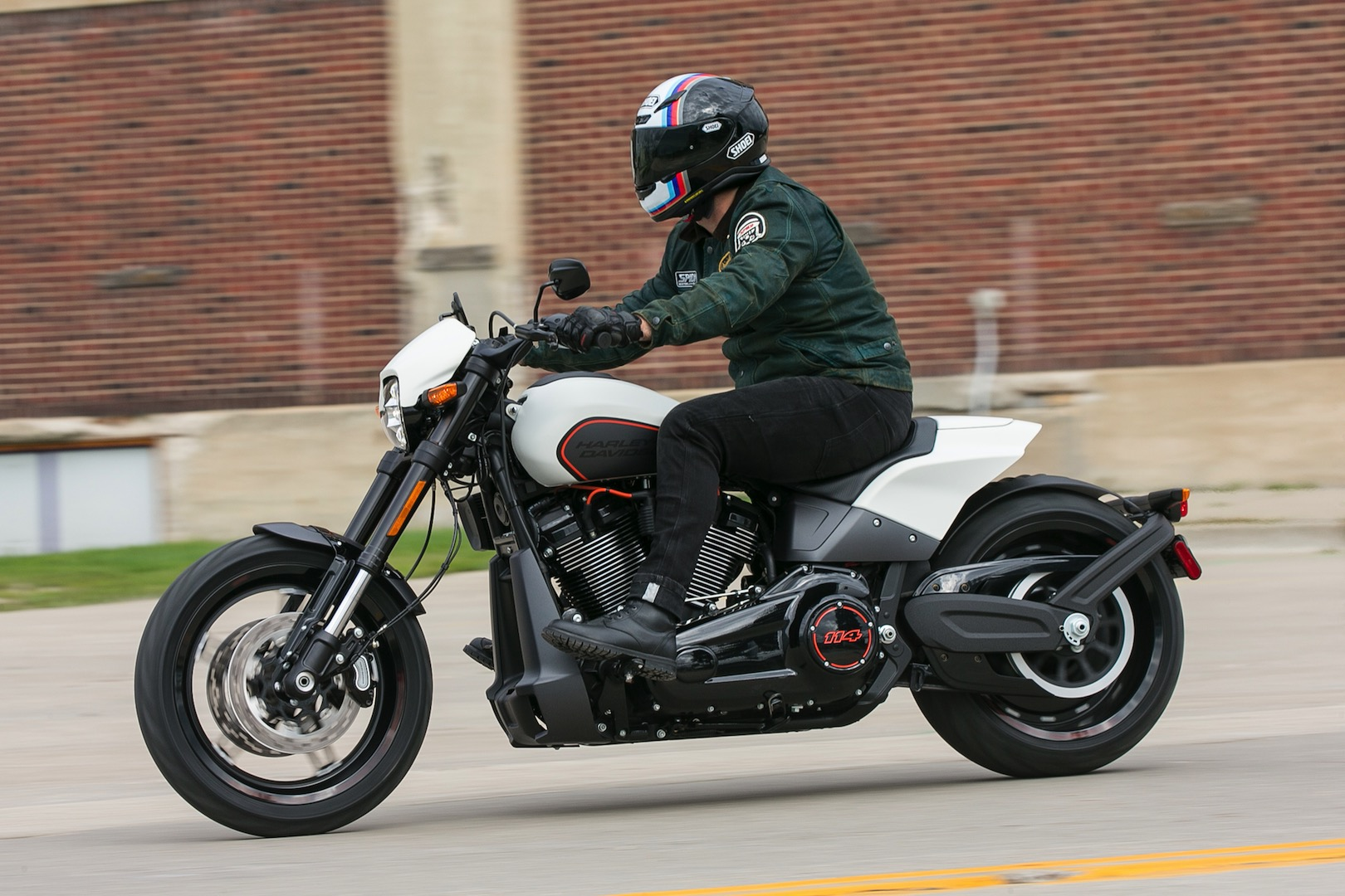 New Models 2019 Harley Davidson Fxdr 114 Review: 2019 Harley-Davidson FXDR 114 Review (14 Fast Facts
