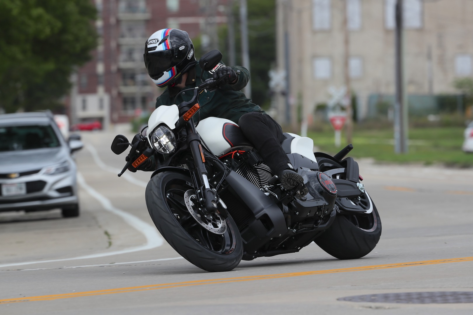 Review The 2019 Harley Davidson Fxdr 114: 2019 Harley-Davidson FXDR 114 Review (14 Fast Facts