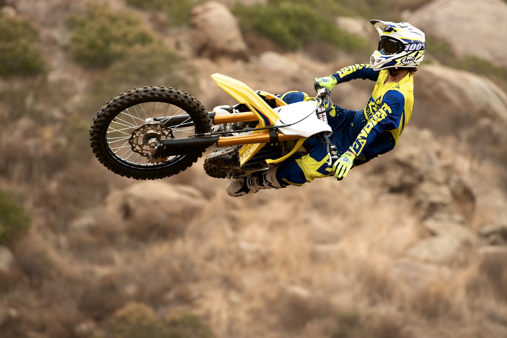 2019 Suzuki Rm Z250 Second Quot First Look Quot 24 Fast Facts